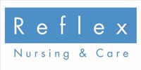 Reflex Nursing and Care Logo